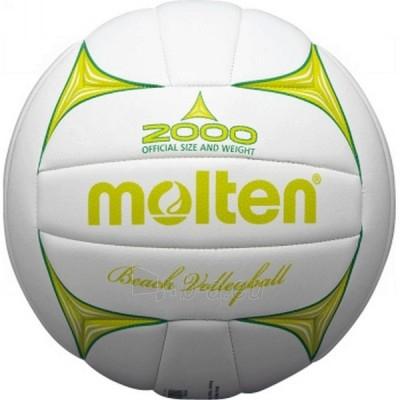 Tinklinio kamuolys MOLTEN BV2000-LG Paveikslėlis 1 iš 1 250520102010
