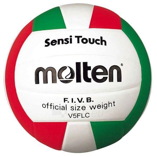 Tinklinio kamuolys MOLTEN V5FLC Paveikslėlis 1 iš 1 250520102004