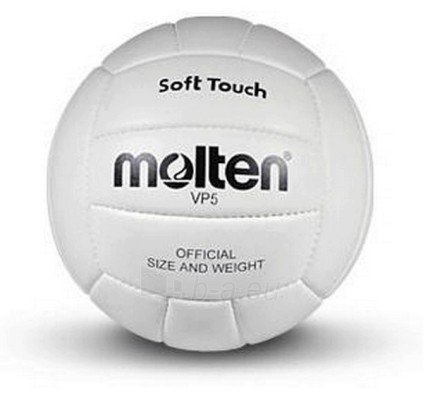 Tinklinio kamuolys MOLTEN VP5 Paveikslėlis 1 iš 1 250520102008