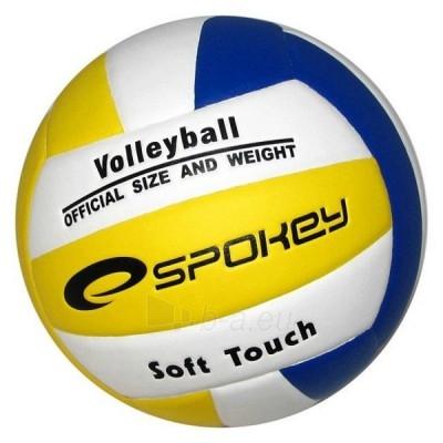 Tinklinio kamuolys PLAY YE/BL Paveikslėlis 1 iš 1 250520102016