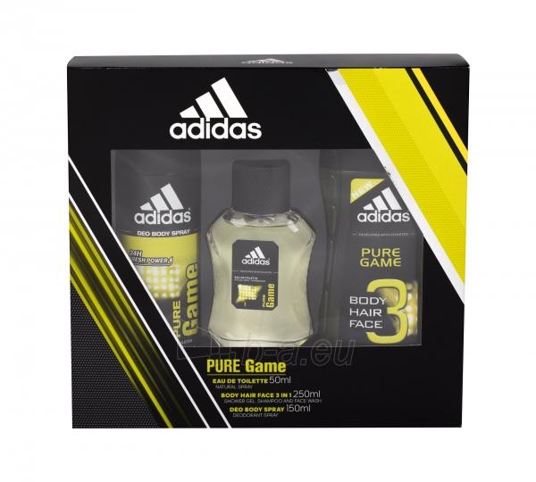 Adidas Pure Game EDT 50ml (set)