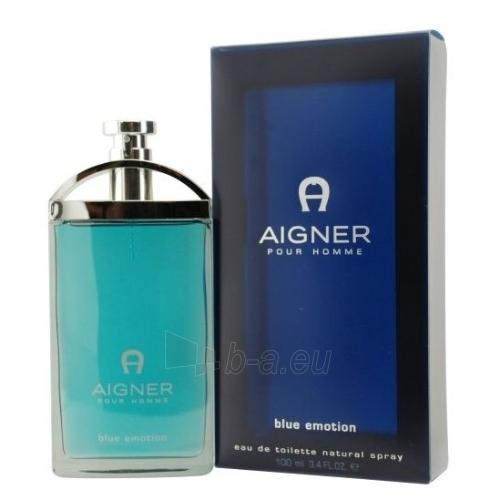 Aigner Blue Emotion EDT 50ml Paveikslėlis 1 iš 1 250812001184