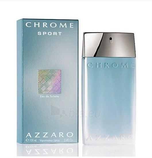 Azzaro Chrome Sport EDT 50ml Paveikslėlis 1 iš 1 250812000160