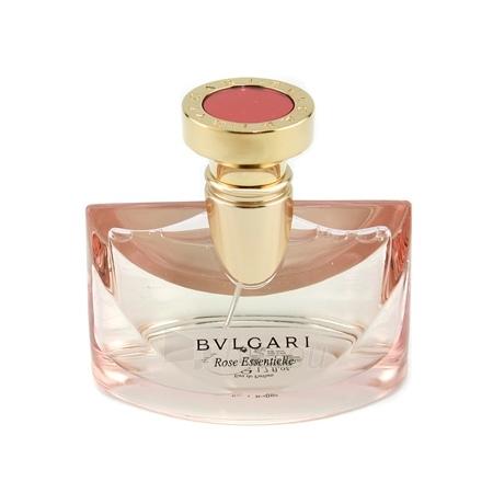 Tualetinis vanduo Bvlgari Pour Femme Rose Essentielle EDT 100ml (tester) Paveikslėlis 1 iš 1 250811008565