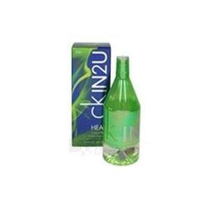 Tualetinis vanduo Calvin Klein In2U Heat 2010 EDT vyrams 100ml Paveikslėlis 1 iš 1 250812004186