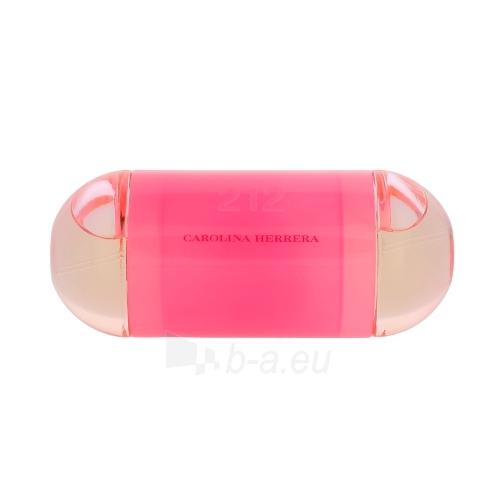 Tualetes ūdens Carolina Herrera 212 Pop EDT 60ml (testeris) Paveikslėlis 1 iš 1 250811001621