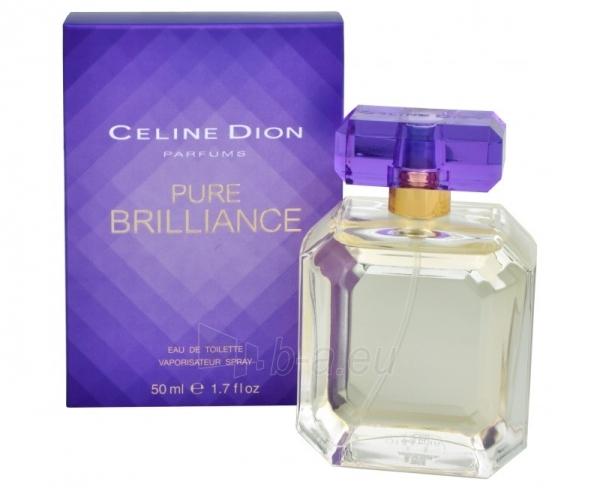 Tualetes ūdens Celine Dion Pure Brilliance EDT 50ml Paveikslėlis 1 iš 1 250811001219