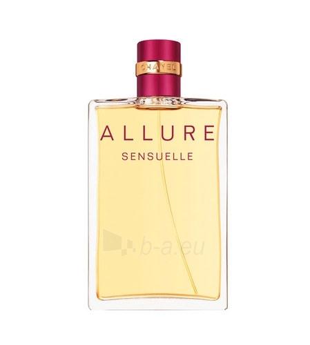 Tualetinis vanduo Chanel Allure Sensuelle EDT 50ml (testeris) Paveikslėlis 1 iš 1 250811000495