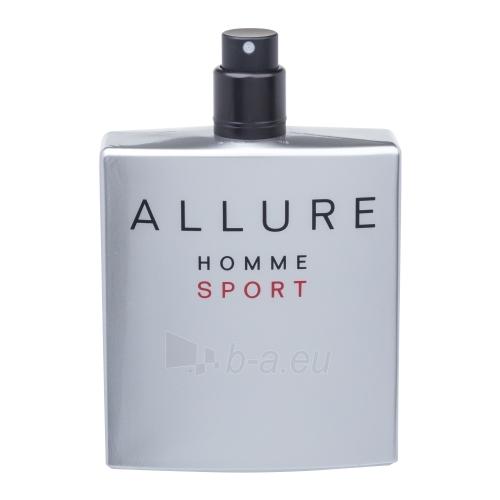 Tualetes ūdens Chanel Allure Sport EDT 100ml (testeris) Paveikslėlis 1 iš 1 250812001818