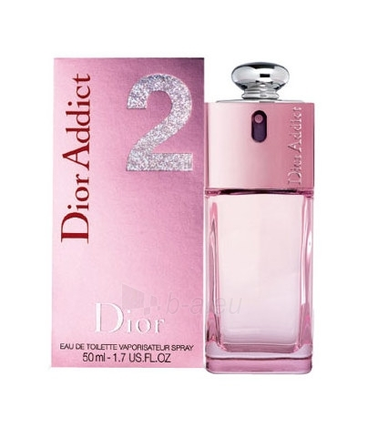 Tualetinis vanduo Christian Dior Addict 2 EDT 100ml (testeris) Paveikslėlis 1 iš 1 250811005238