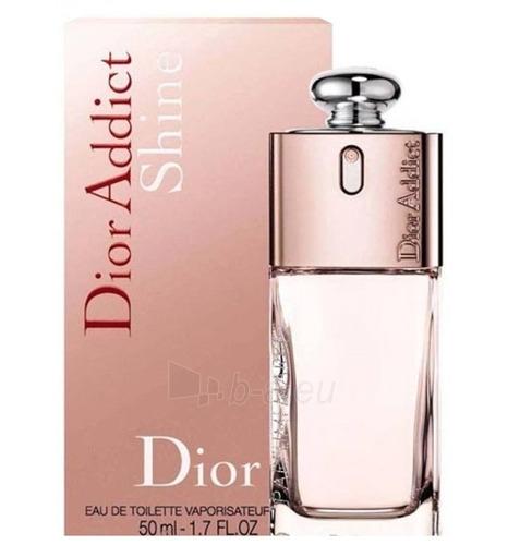 Tualetinis vanduo Christian Dior Addict Shine EDT 100ml (testeris) Paveikslėlis 1 iš 1 250811005249