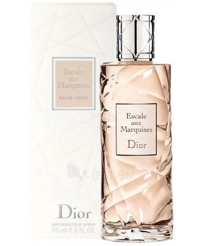 Tualetes ūdens Christian Dior Escale a Marquises EDT 75ml Paveikslėlis 1 iš 1 250811000520