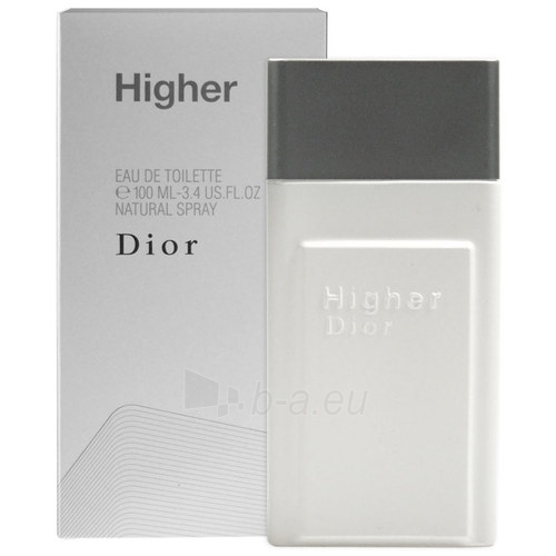 Tualetinis vanduo Christian Dior Higher EDT 100ml (testeris) Paveikslėlis 1 iš 1 250812001896