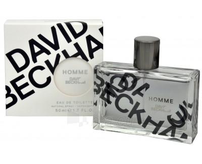 Tualetinis vanduo David Beckham Homme EDT 50ml Paveikslėlis 1 iš 1 250812000779