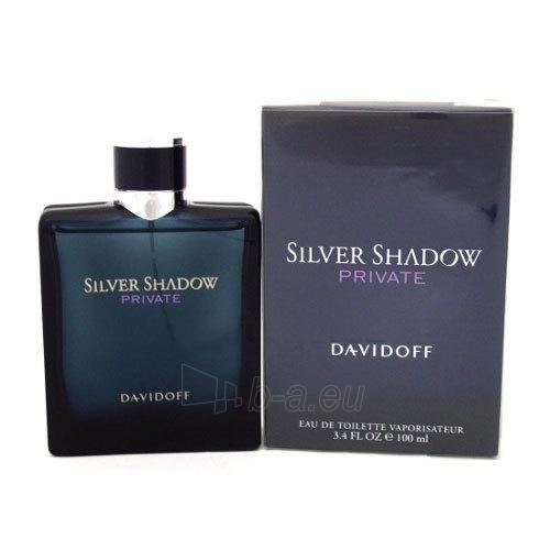 Tualetes ūdens Davidoff Silver Shadow Private EDT 50ml Paveikslėlis 1 iš 1 250812000284