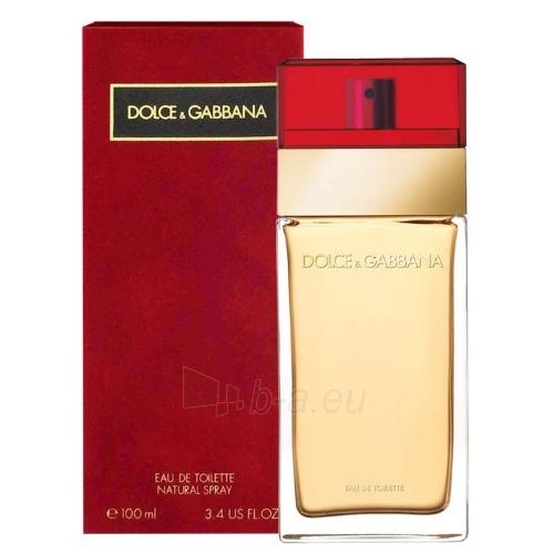 Tualetinis vanduo Dolce&Gabbana Femme EDT 25ml Paveikslėlis 1 iš 1 250811000579