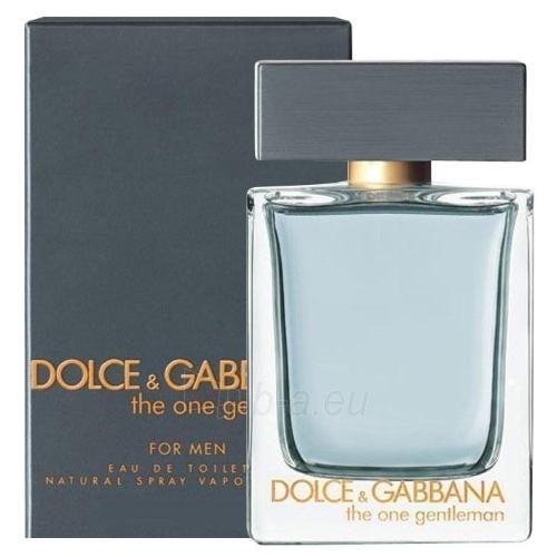 Tualetes ūdens Dolce & Gabbana The One Gentelman EDT 100ml Paveikslėlis 1 iš 1 250812000310