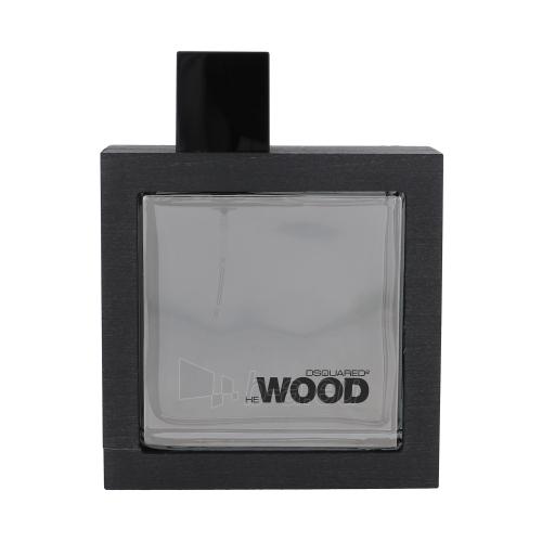 Tualetes ūdens Dsquared2 He Wood Silver Wind Wood EDT 100ml Paveikslėlis 1 iš 1 250812000784