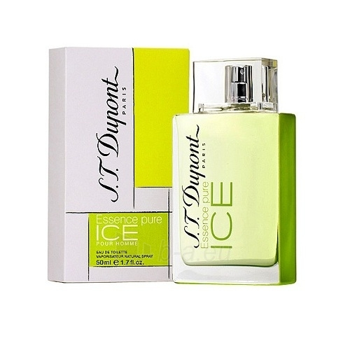 Dupont Essence Pure ICE Pour Homme EDT 50 ml Paveikslėlis 1 iš 1 250812000786
