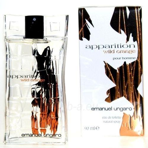 Emanuel Ungaro Apparition Wild Orange EDT 90ml Paveikslėlis 1 iš 1 250812002166