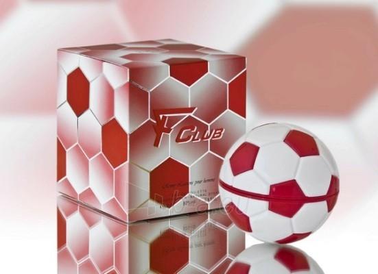 Tualetes ūdens F CLUB white-red EDT 100ml Paveikslėlis 1 iš 1 250812000135