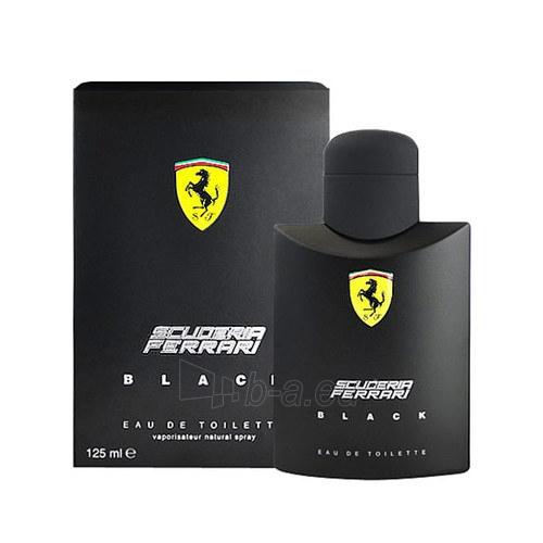 Tualetes ūdens Ferrari Black Line EDT 40ml Paveikslėlis 1 iš 1 250812000323