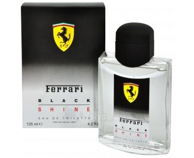 Tualetinis vanduo Ferrari Black Shine EDT 125ml Paveikslėlis 1 iš 1 250812000326