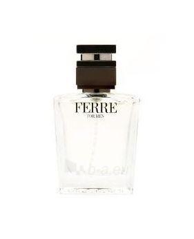 Tualetes ūdens Gianfranco Ferre For Men EDT 50 ml Paveikslėlis 1 iš 1 250812000094