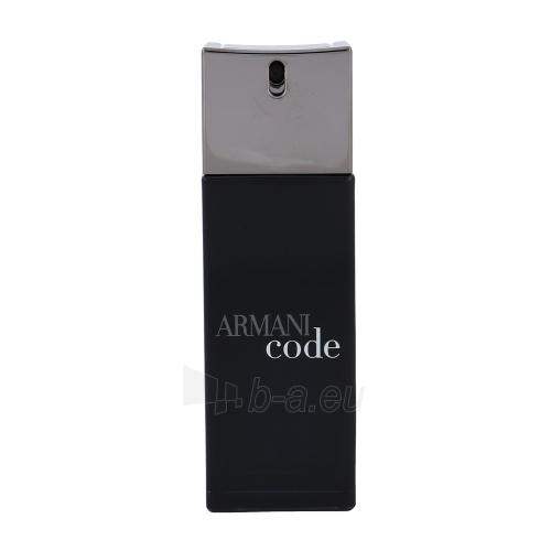 Tualetes ūdens Giorgio Armani Black Code EDT 20ml Paveikslėlis 1 iš 1 250812000337