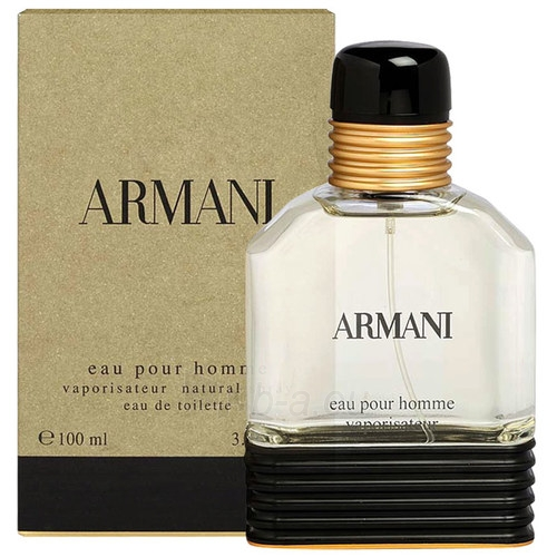 Tualetinis vanduo Giorgio Armani Pour Homme EDT 50ml Paveikslėlis 1 iš 1 250812002358