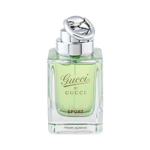 Tualetes ūdens Gucci By Gucci Sport EDT 90ml Paveikslėlis 1 iš 1 250812001575