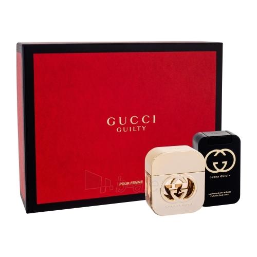 Tualetes ūdens Gucci Guilty EDT 50ml (komplekts) Paveikslėlis 1 iš 1 250811009015