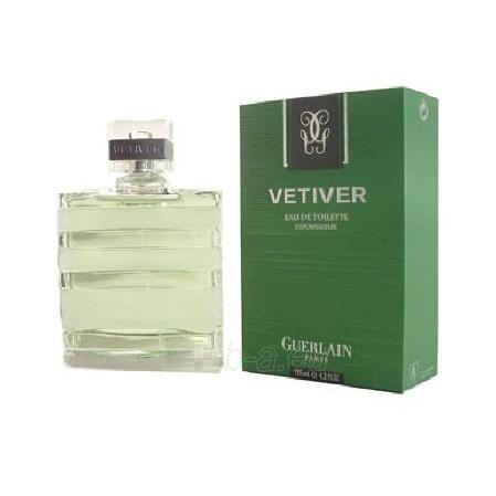 Guerlain Vetiver EDT 125ml Paveikslėlis 1 iš 1 250812000374