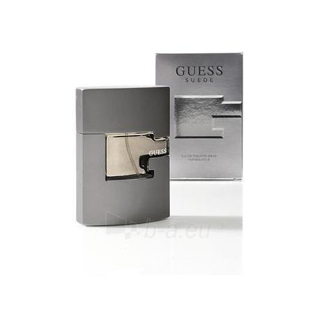Tualetes ūdens Guess Suede EDT 75ml (testeris) Paveikslėlis 1 iš 1 250812000381