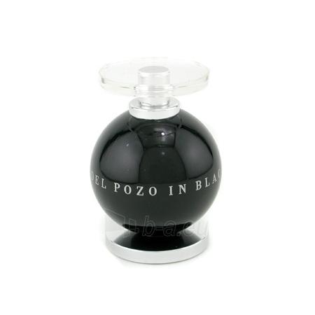 Tualetes ūdens Jesus Del Pozo In Black EDT 100ml (testeris) Paveikslėlis 1 iš 1 250811006132