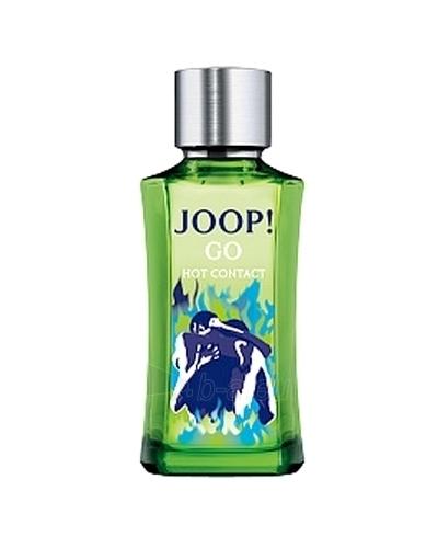 Tualetinis vanduo Joop! Go Hot Contact EDT 100ml Paveikslėlis 1 iš 1 250812000439