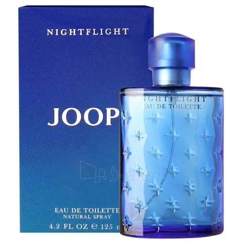 Tualetes ūdens Joop! Nightflight EDT 75 ml Paveikslėlis 1 iš 1 250812000445