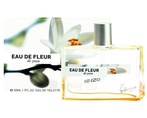 Kenzo Eau De Fleur De Yuzu EDT 50ml (tester) Paveikslėlis 1 iš 1 250811001315