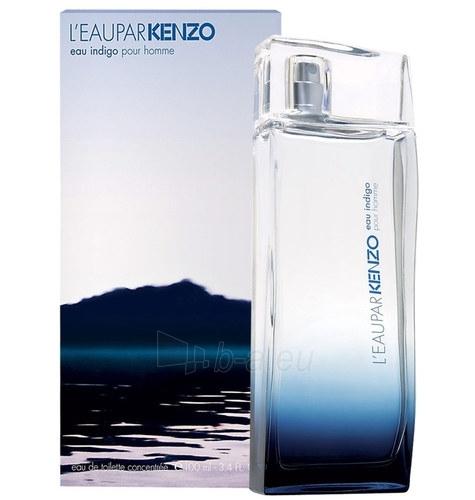 Tualetinis vanduo Kenzo L´eau par Kenzo Indigo EDT 100ml (testeris) Paveikslėlis 1 iš 1 250812002754