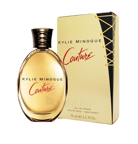 Tualetes ūdens Kylie Minogue Couture EDT 50ml Paveikslėlis 1 iš 1 250811001494