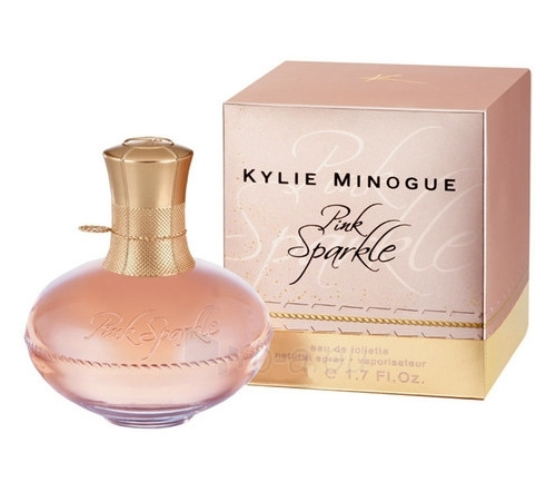 Tualetinis vanduo Kylie Minogue Pink Sparkle EDT 30ml Paveikslėlis 1 iš 1 250811000841