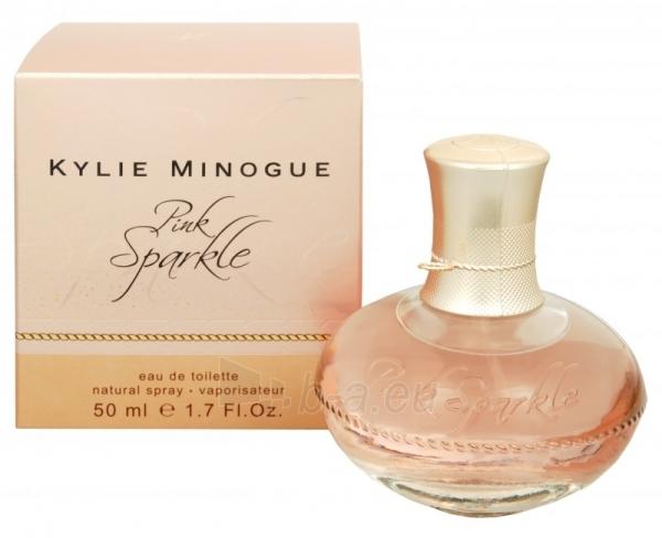 Tualetinis vanduo Kylie Minogue Pink Sparkle EDT 50ml Paveikslėlis 1 iš 1 250811000842