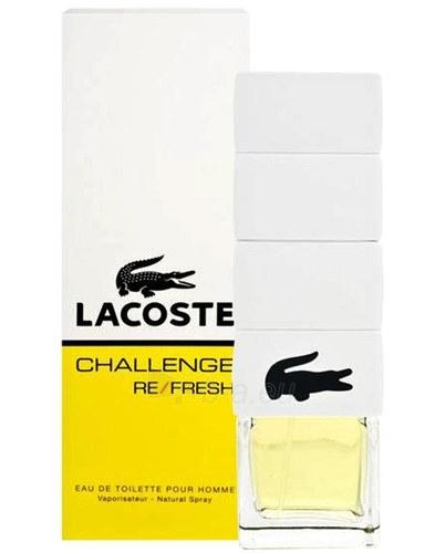 Tualetes ūdens Lacoste Challenge Refresh EDT 90ml (testeris) Paveikslėlis 1 iš 1 250812002787