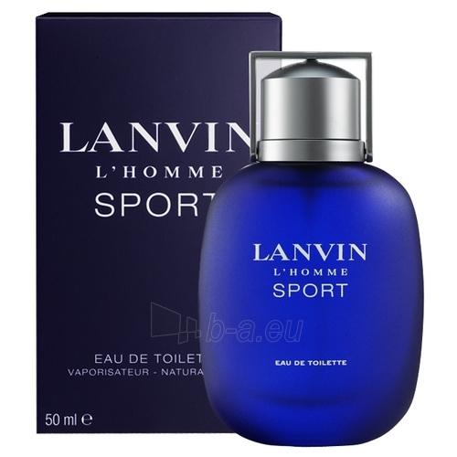 Lanvin L Homme Sport EDT 100ml (tester) Paveikslėlis 1 iš 1 250812002849