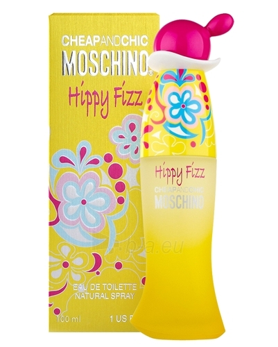 Moschino Hippy Fizz EDT 100ml (tester) Paveikslėlis 1 iš 1 250811006571