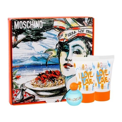 Moschino I Love Love EDT 4,9ml (set) Paveikslėlis 1 iš 1 250811008833