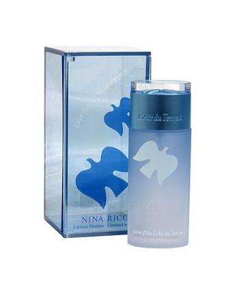Tualetes ūdens Nina Ricci Love Fills L'Air du Temps EDT 100ml (testeris) Paveikslėlis 1 iš 1 250811001353