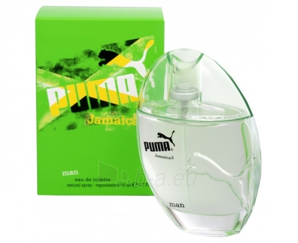 Tualetes ūdens Puma Jamaica 2 EDT 50ml Paveikslėlis 1 iš 1 250812004093