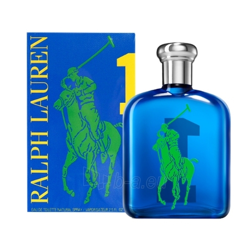 Tualetes ūdens Ralph Lauren Big Pony 1 EDT 75ml Paveikslėlis 1 iš 1 250812000566
