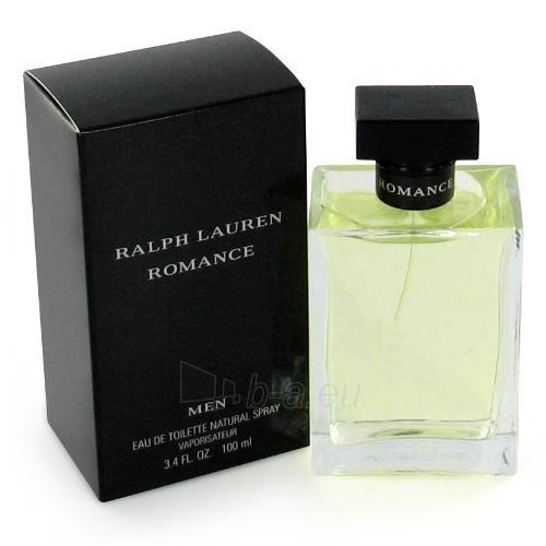 Tualetinis vanduo Ralph Lauren Romance EDT 100ml (testeris) Paveikslėlis 1 iš 1 250812003188